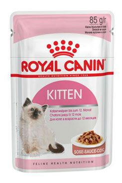 Royal canin Kom. Feline Kitten Inst kapsa, šťáva 85g