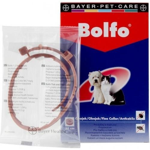 Antiparazitní obojek BOLFO - 70cm
