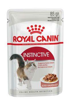 Royal canin Kom. Feline Instinctive kapsa, šťáva 85g