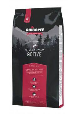 Chicopee Holistic Active Salmon-Potato 2kg