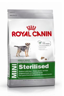 Royal canin Kom. Mini Sterilised 8kg