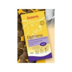 JOSERA dog OPTINESS jehněčí 15kg