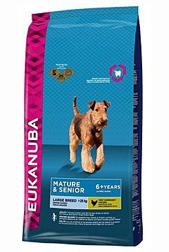 Eukanuba Dog Mature&Senior Large 3kg