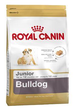 Royal canin Breed Buldog Junior 3kg