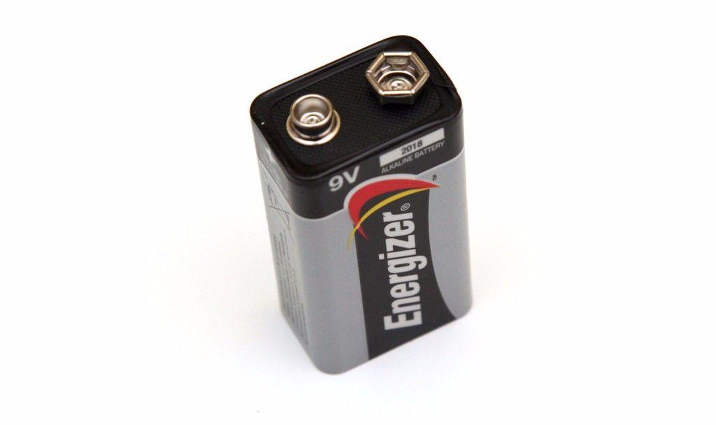 Baterie Energizer 9V
