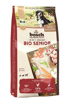Bosch Dog BIO Senior Chicken & Cranberry 1kg