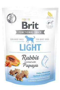 Brit Care Dog Functional Snack Light Rabbit 150g