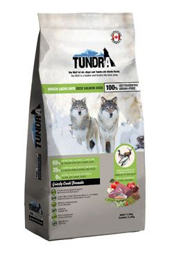 Tundra Dog Deer, Duck, Salmon Grizzly 11,34kg