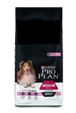 ProPlan Dog Adult Medium Optiderma salmon 3kg