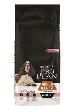 ProPlan Dog Adult 7+ Medium&Large Optiderma 14kg