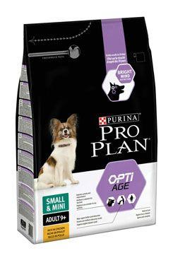 ProPlan Dog Adult 9+ Optiage Sm&Mini 3kg