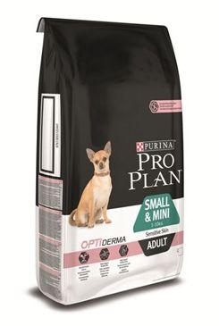 ProPlan Dog Adult Sm&Mini Optiderma salmon 700g