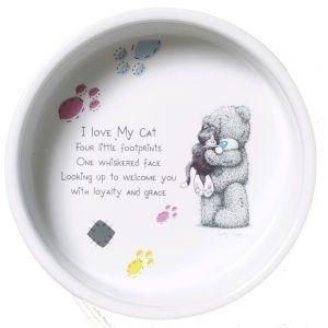 Plastová miska pro kočku Me to You