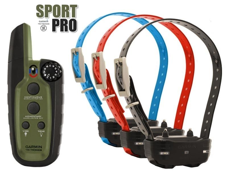 Garmin Sport PRO Bundle - pro 2 psy