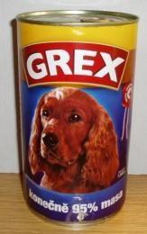 GREX masová směs 1280g