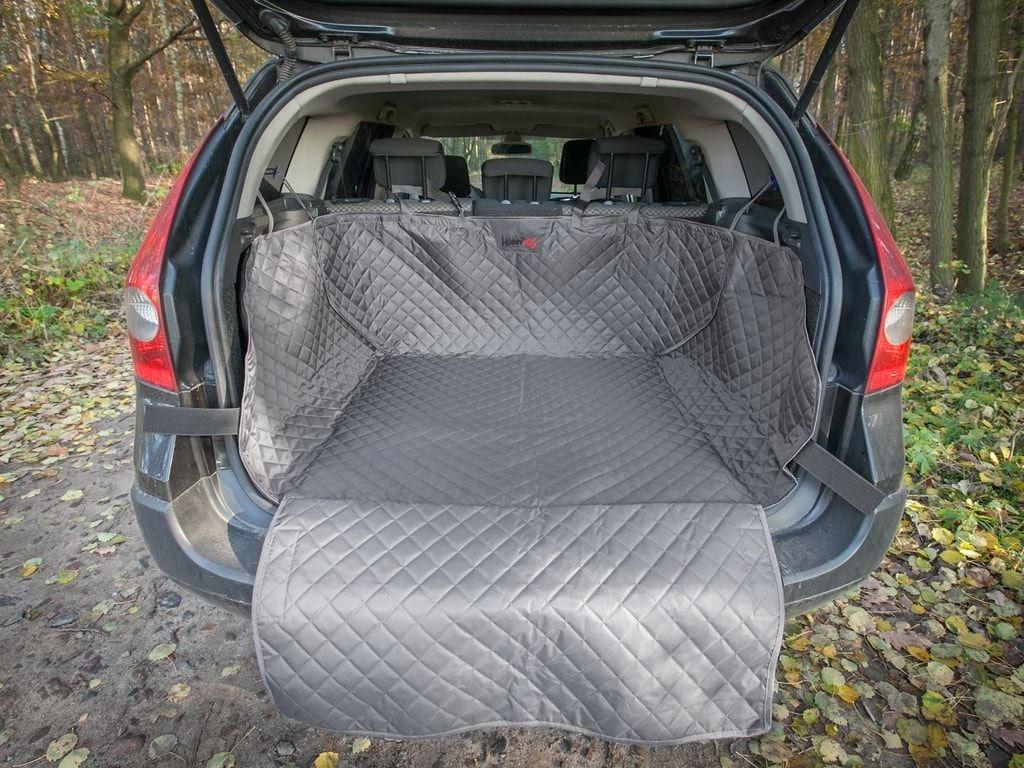 Reedog ochranný autopotah do kufru pro psy - šedý