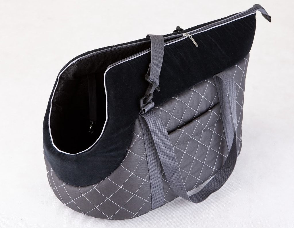 Taška pro psa Reedog Torby Grey - XL