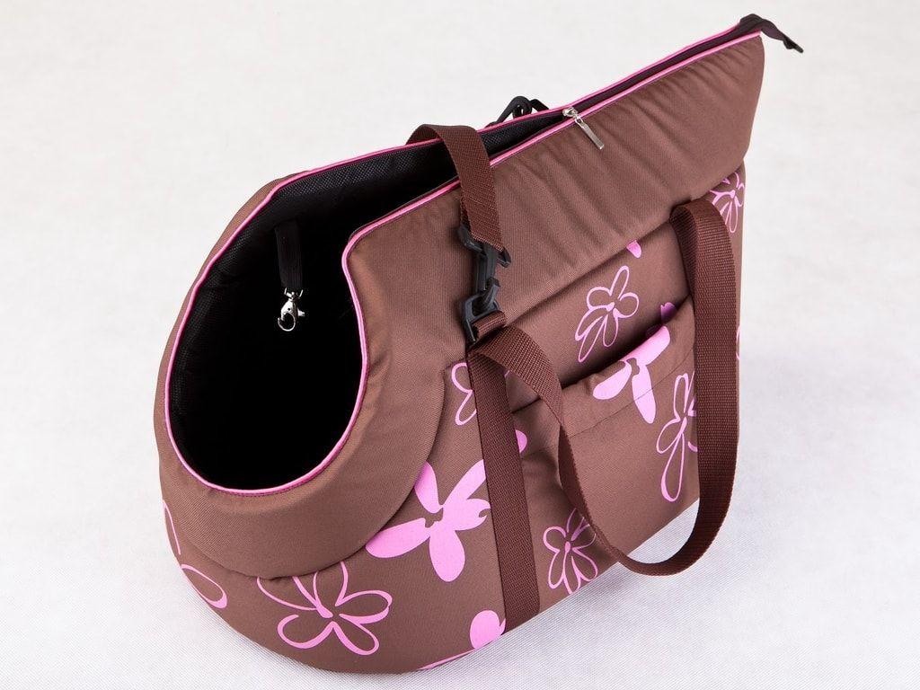 Taška pro psa Reedog Torby Pink Flower - XL