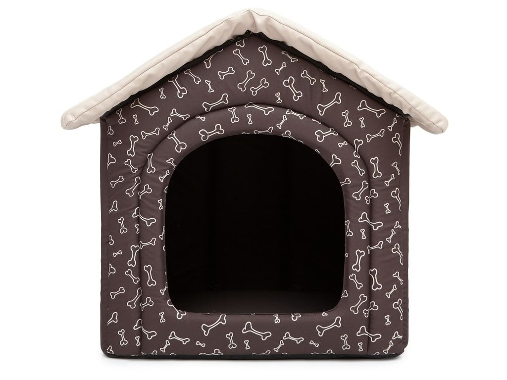 Domeček pro psa Reedog Bones - L