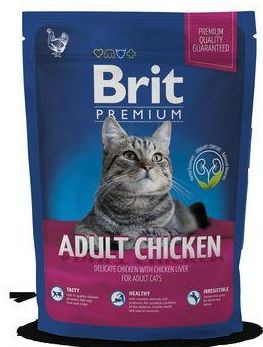 BRIT cat ADULT chicken 1,5kg