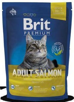 BRIT cat ADULT salmon 8kg