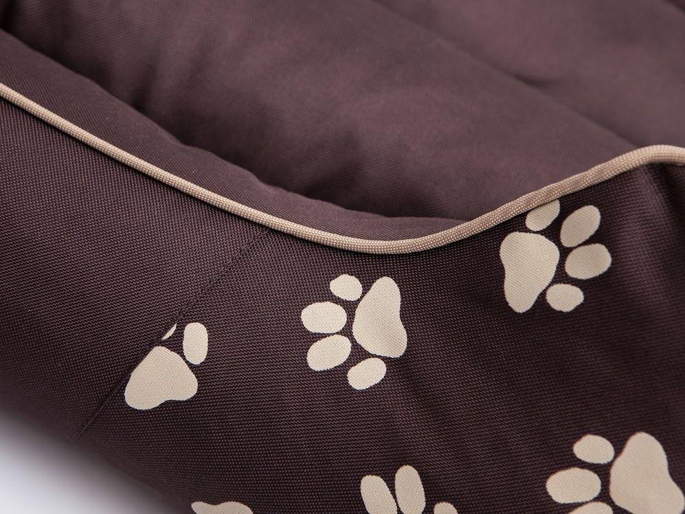 Pelíšek pro psa Reedog Brown Paw - XL