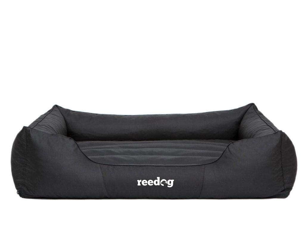 Pelíšek pro psa Reedog Comfy Black - L