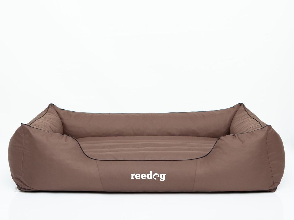 Pelíšek pro psa Reedog Comfy Light Brown - XL