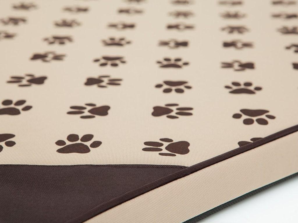 Matrace pro psa Reedog Thin Beige Paw - L