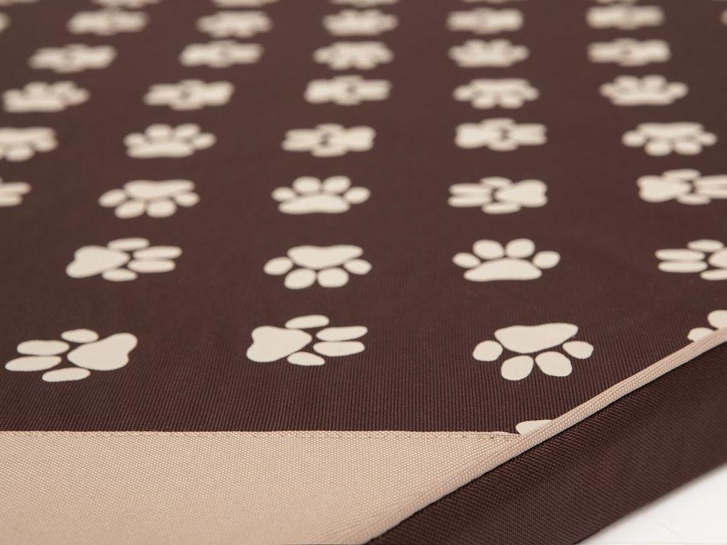 Matrace pro psa Reedog Thin Brown Paw - M